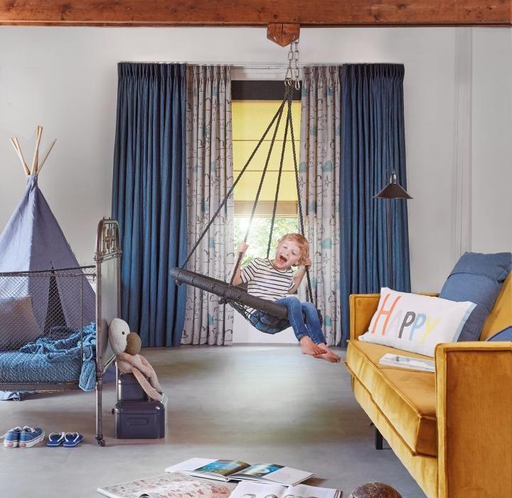 Vorhänge für Kinderzimmer